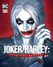 JOKER HARLEY CRIMINAL SANITY #8 (OF 8) CVR B JASON BADOWER VAR (MR)