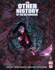 OTHER HISTORY OF THE DC UNIVERSE #3 (OF 5) CVR B JAMAL CAMPBELL VAR (MR)