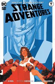 STRANGE ADVENTURES #9 (OF 12) CVR A MITCH GERADS (MR)