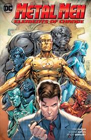 METAL MEN ELEMENTS OF CHANGE TP