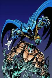 BATMAN KNIGHTFALL TP VOL 02 KNIGHTQUEST NEW ED