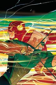 GREEN ARROW TP VOL 05 HARD TRAVELING HERO REBIRTH