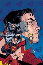 SUPERMAN BY MARK MILLAR TP