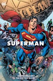 SUPERMAN HC VOL 03 THE TRUTH REVEALED