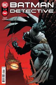 BATMAN THE DETECTIVE #1 (OF 6) CVR A ANDY KUBERT