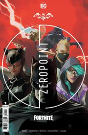 BATMAN FORTNITE ZERO POINT #1 (OF 6) CVR A MIKEL JANÌN