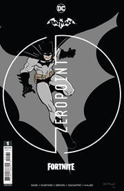 BATMAN FORTNITE ZERO POINT #1 PREMIUM VARIANT A