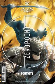 BATMAN FORTNITE ZERO POINT #3 (OF 6) CVR A MIKEL JANÌN