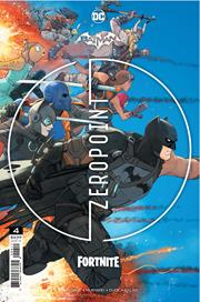 BATMAN FORTNITE ZERO POINT #4 (OF 6) CVR A  MIKEL JANÍN