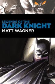 LEGENDS OF THE DARK KNIGHT MATT WAGNER HC