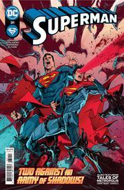 SUPERMAN #31 CVR A JOHN TIMMS