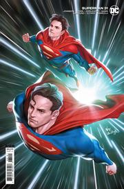 SUPERMAN #31 CVR B INHYUK LEE CARD STOCK VAR