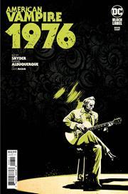 AMERICAN VAMPIRE 1976 #8 (OF 10) CVR A RAFAEL ALBUQUERQUE (MR)