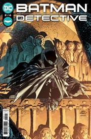 BATMAN THE DETECTIVE #2 (OF 6) CVR A ANDY KUBERT