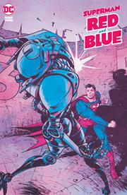 SUPERMAN RED & BLUE #3 (OF 6) CVR A PAUL POPE