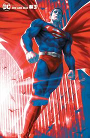 SUPERMAN RED & BLUE #3 (OF 6) CVR C DERRICK CHEW VAR