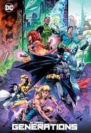 DC COMICS GENERATIONS HC