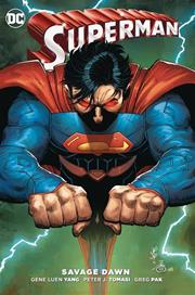 SUPERMAN SAVAGE DAWN TP