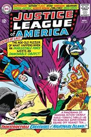 JUSTICE LEAGUE OF AMERICA THE SILVER AGE TP VOL 04
