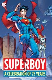 SUPERBOY A CELEBRATION OF 75 YEARS HC
