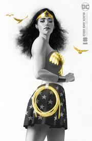 WONDER WOMAN BLACK & GOLD #1 (OF 6) CVR B JOSHUA MIDDLETON VAR