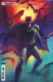 BATMAN #109 CVR B JOSHUA MIDDLETON CARD STOCK VAR