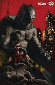 BATMAN URBAN LEGENDS #4 CVR B IRVIN RODRIGUEZ VAR