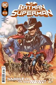 BATMAN SUPERMAN #19 CVR A IVAN REIS