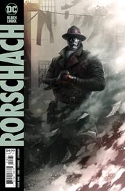 RORSCHACH #9 (OF 12) CVR B FRANCESCO MATTINA CARD STOCK VAR (MR)