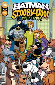 BATMAN & SCOOBY-DOO MYSTERIES #3 (OF 12)