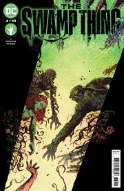 SWAMP THING #4 (OF 10) CVR A MIKE PERKINS & MIKE SPICER