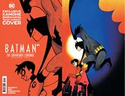 BATMAN THE ADVENTURES CONTINUE SEASON II #1 TEAM CVR KAMOME SHIRAHAMA  CARD STOCK VAR (NET) (250 COPY MIN ORDER)