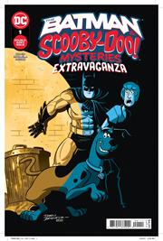 BATMAN & SCOOBY-DOO MYSTERIES EXTRAVAGANZA #1