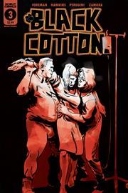 BLACK COTTON #3 (OF 6)