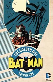 BATMAN THE GOLDEN AGE TP VOL 01