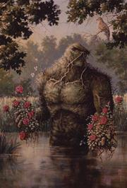 SWAMP THING BY NANCY A COLLINS OMNIBUS HC (MR)