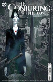 DC HORROR PRESENTS THE CONJURING THE LOVER #1 (OF 5) CVR A BILL SIENKIEWICZ (MR)