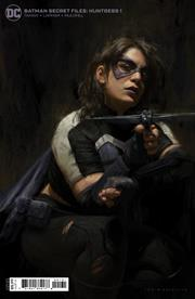 BATMAN SECRET FILES HUNTRESS #1 (ONE SHOT) INC 1:25 TK TK CARD STOCK VAR