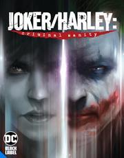 JOKER HARLEY CRIMINAL SANITY HC (MR)