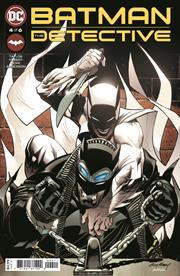BATMAN THE DETECTIVE #4 (OF 6) CVR A ANDY KUBERT