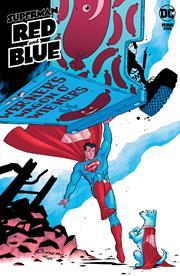 SUPERMAN RED & BLUE #5 (OF 6) CVR A AMANDA CONNER