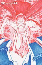 SUPERMAN RED & BLUE #5 (OF 6) CVR B ARTHUR ADAMS VAR
