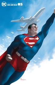 SUPERMAN RED & BLUE #5 (OF 6) CVR C MIGUEL MERCADO VAR