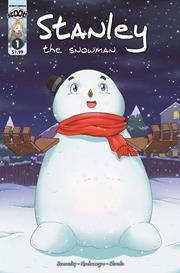 STANLEY THE SNOWMAN #1
