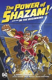 POWER OF SHAZAM HC BOOK 01 IN THE BEGINNING