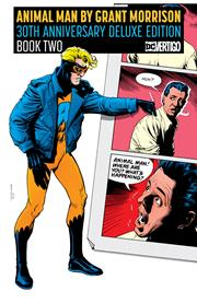 Animal Man by Grant Morrison 30th Anniversary Deluxe Edition HC Book Two