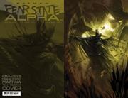 BATMAN FEAR STATE ALPHA #1 (ONE SHOT) TEAM CVR FRANCESCO MATTINA FOIL CARD STOCK VAR (NET) (250 COPY MIN ORDER)