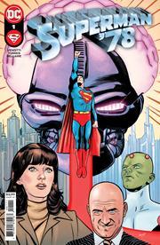 SUPERMAN 78 #1 (OF 6) CVR A WILFREDO TORRES