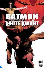 BATMAN CURSE OF THE WHITE KNIGHT TP (MR)