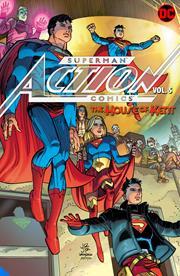 SUPERMAN ACTION COMICS TP VOL 05 THE HOUSE OF KENT